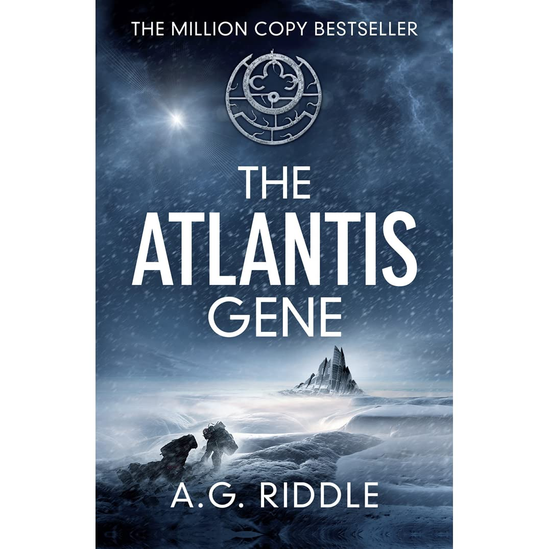 The Atlantis Gene (the Origin Mystery, #1) By Ag Riddle €� Reviews,  Discussion, Bookclubs, Lists