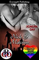 Nick and Matchim (Lust at First Sight Book 3)