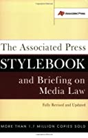 Associated Press Stylebook And Briefing On Media Law 2002 Edition