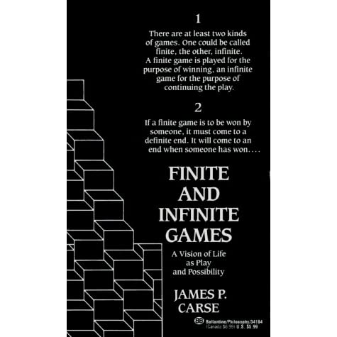 finite and infinite games free