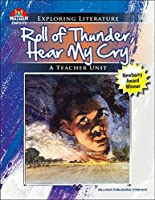 Roll of thunder, hear my cry: By Mildred D. Taylor by Carmela M ...