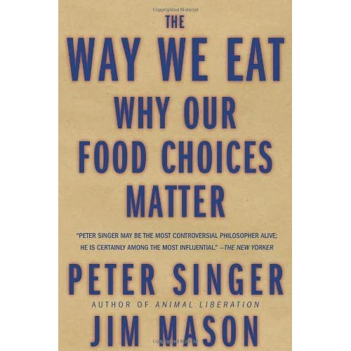 the ethics of eating meat singer and mason essay