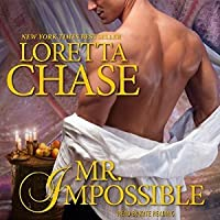Mr. Impossible (Carsington Brothers, #2)