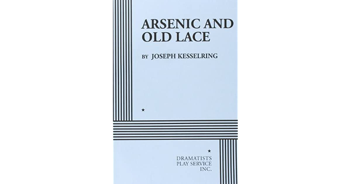 arsenic and old lace essay questions Stereotypes & ignorance of the arsenic and old lace  arsenic and old lace essay  retarded broken part ii answer each question in 50 to 100 words .