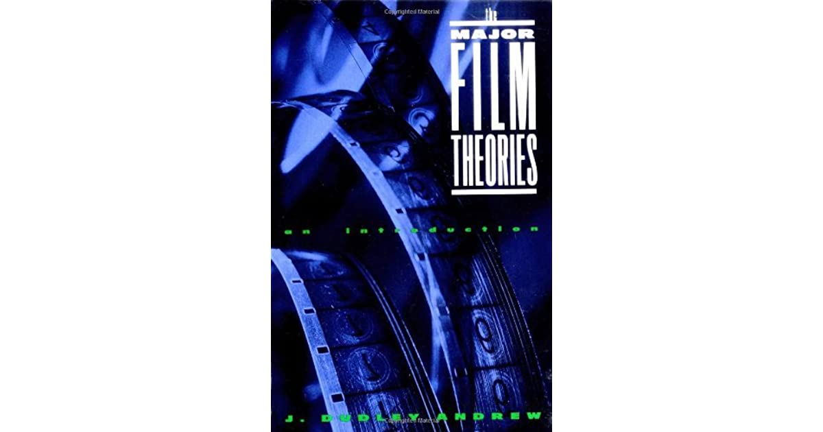 the major film theories an introduction pdf