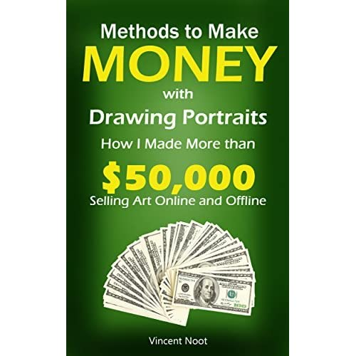 Making money at home methods to make money with drawing for Where can i sell paintings online