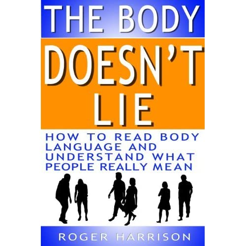 how to read body language book pdf