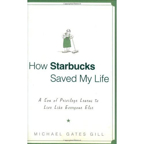 how starbucks saved my life essay How starbucks saved my life: a son of privilege learns to live like everyone else review how starbucks saved my life recounts the remarkable reinvention of.
