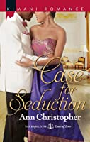 Case for Seduction (The Hamiltons: Laws of Love Book 1)