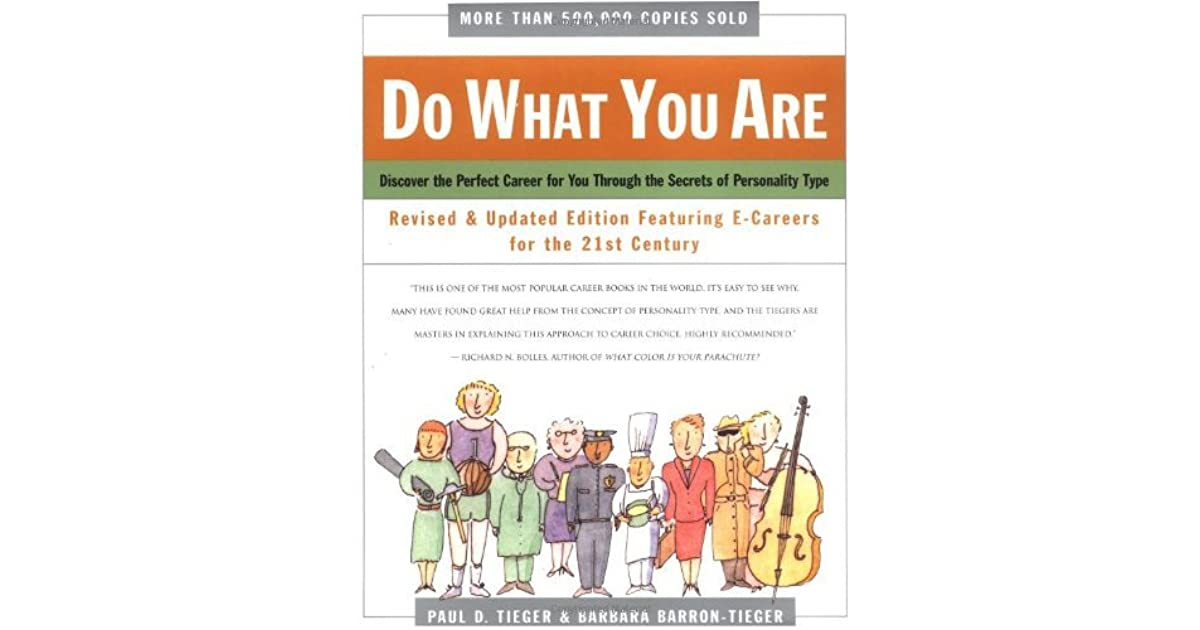 paul tieger do what you are pdf
