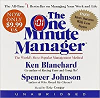 One Minute Sales Person   Audio book  Spencer Johnson with Larry Wilson World News