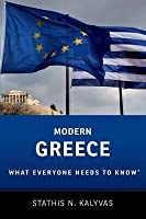 Modern Greece: What Everyone Needs to Know(r)