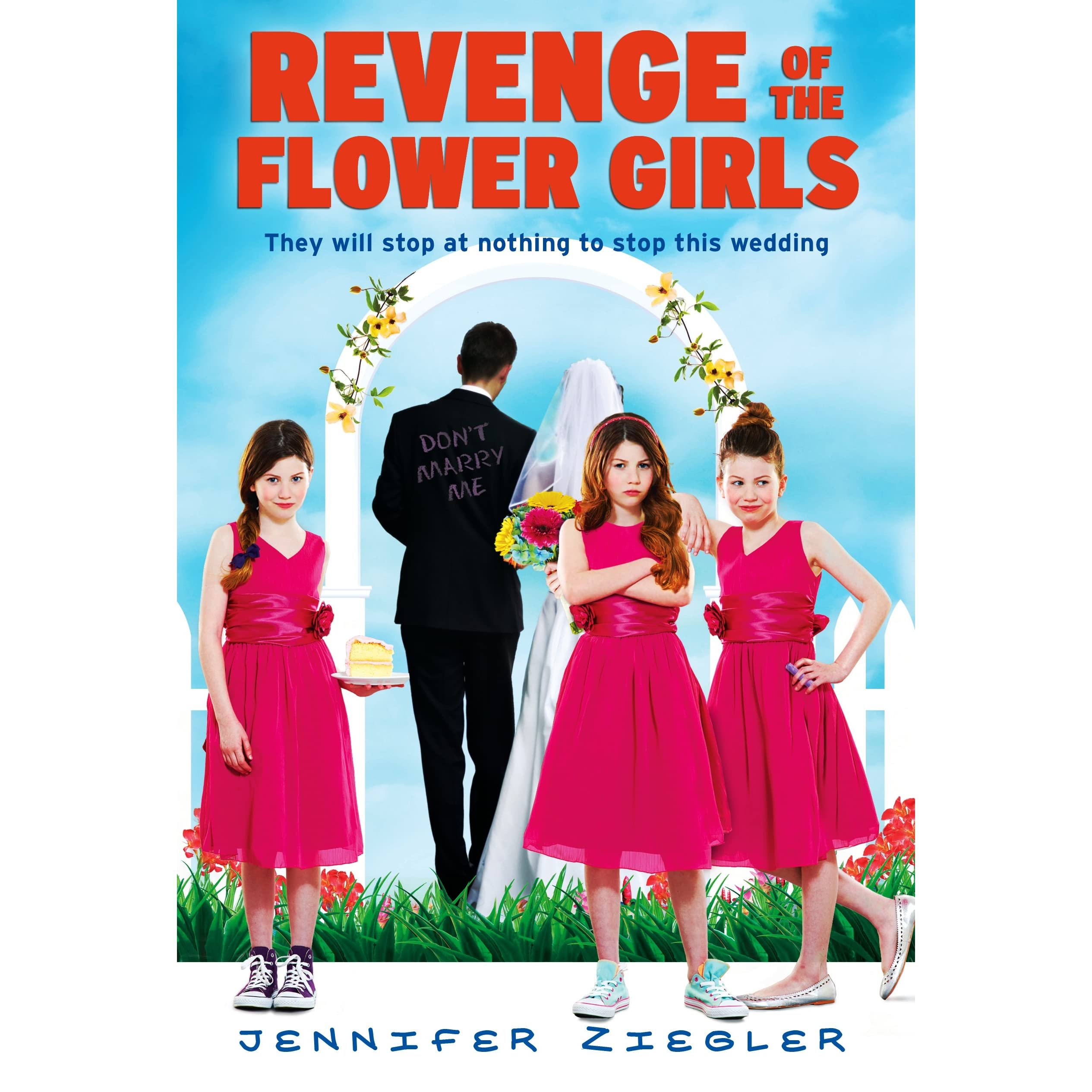 Revenge Of The Flower Girls By Jennifer Ziegler €� Reviews, Discussion,  Bookclubs, Lists
