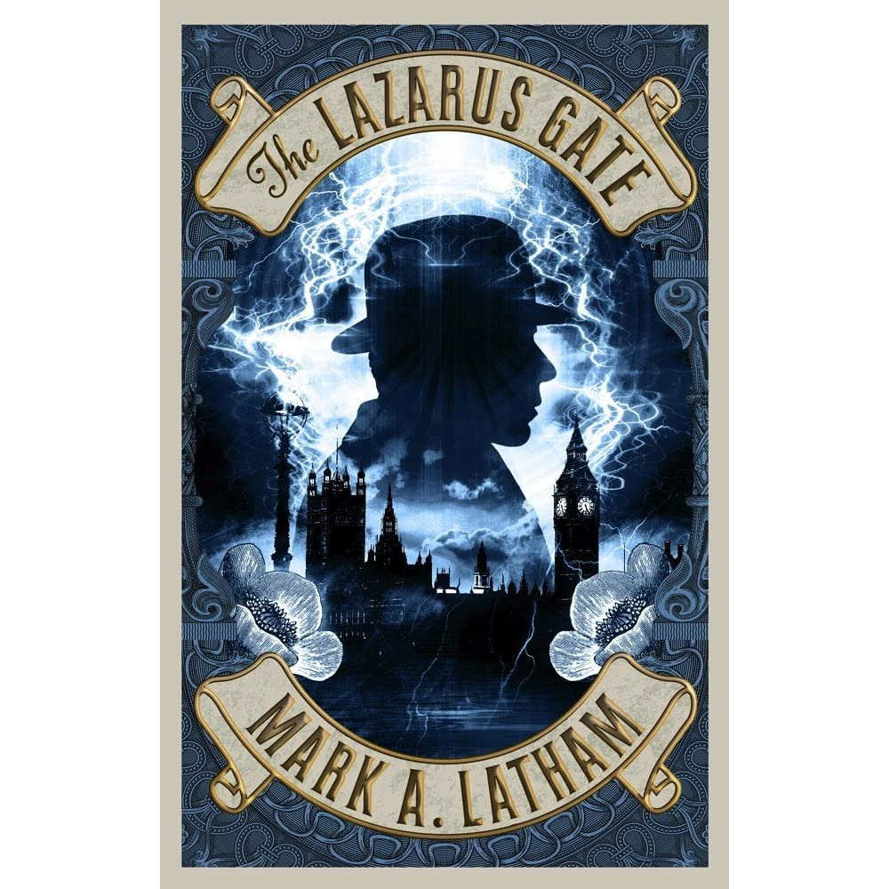 The Lazarus Gate (the Apollonian Case Files #1) By Mark A Latham €�  Reviews, Discussion, Bookclubs, Lists