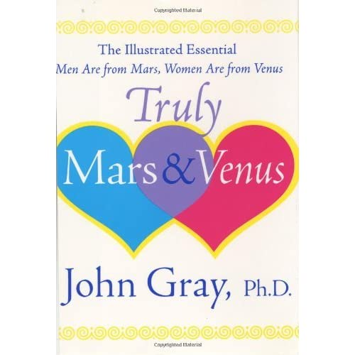 an analysis of men are from the mars and women are from the venus by john gray Gender differences: what is the opinion of non-feminists on the book 'men are from mars, women are from venus' by john gray do they find it u.