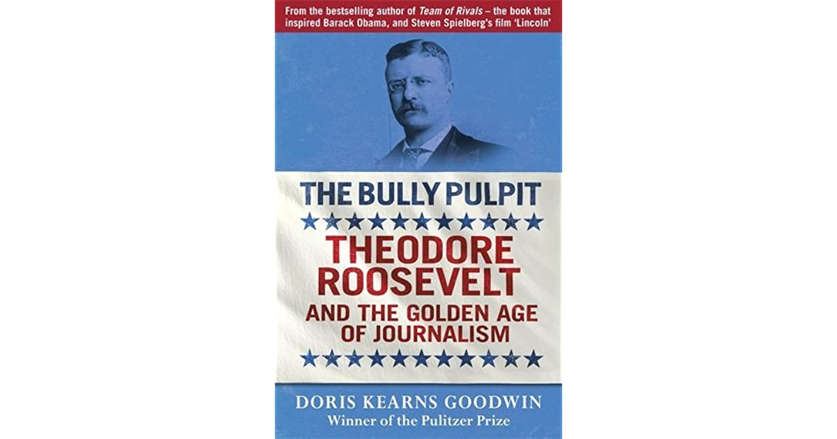the bully pulpit book pdf