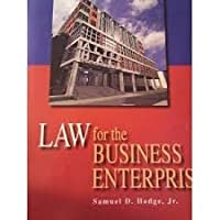 Law for the Business Enterprise