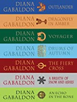 The Outlander Series 7-Book Bundle: Outlander, Dragonfly in Amber, Voyager, Drums of Autumn, The Fiery Cross, A Breath of Snow and Ashes, An Echo in the Bone