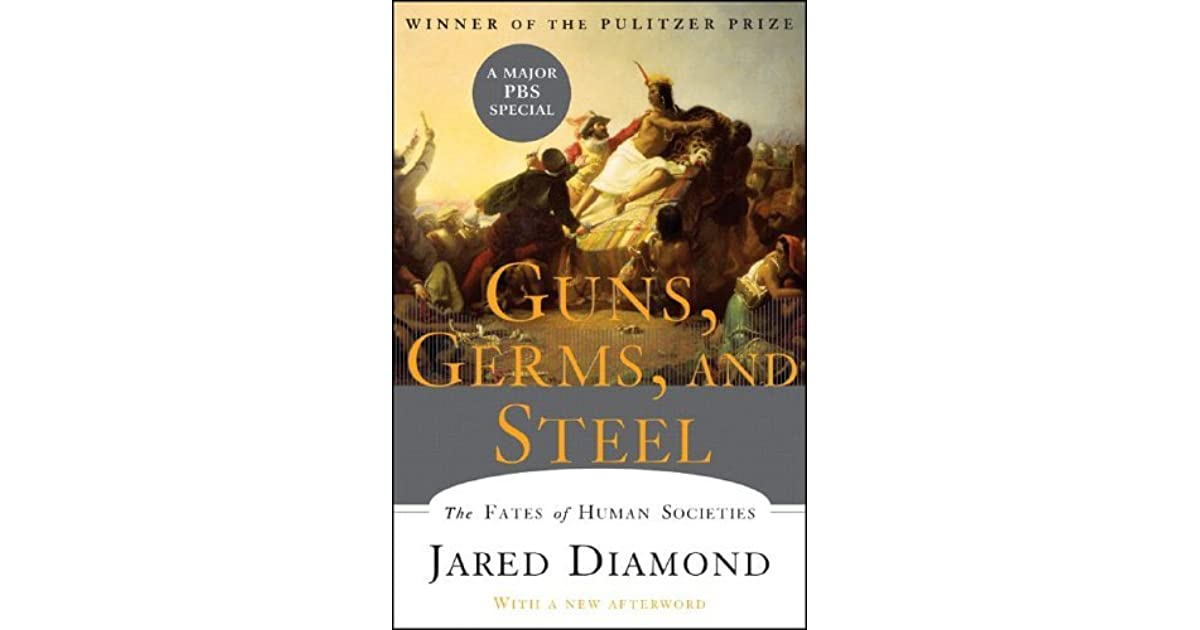 guns germs and steel review In this artful, informative, and delightful (william h mcneill, new york review of books) book, jared diamond convincingly argues that geographical and.