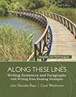 Along These Lines: Writing Sentences and Paragraphs with Writing from Reading Strategies