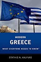 Modern Greece: What Everyone Needs to KnowRG