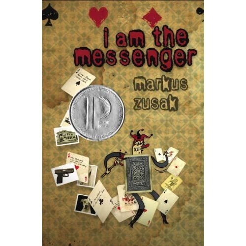 I am the messenger book reports
