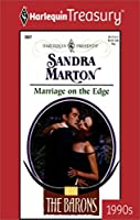 Marriage on the Edge (The Barons Book 1)