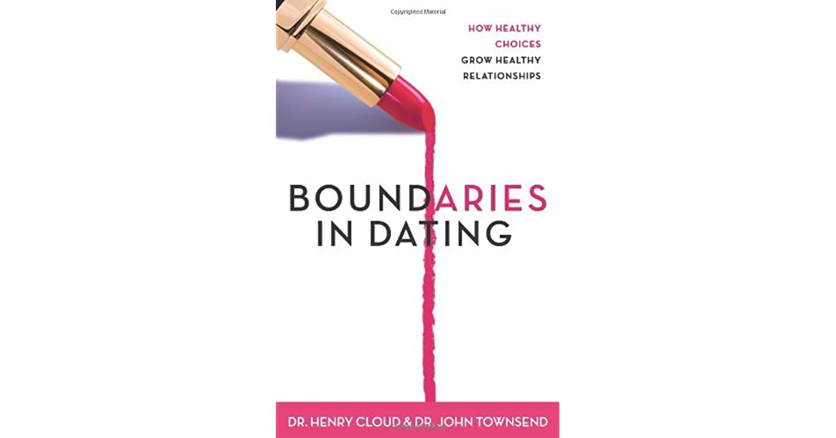 henry cloud boundaries in dating