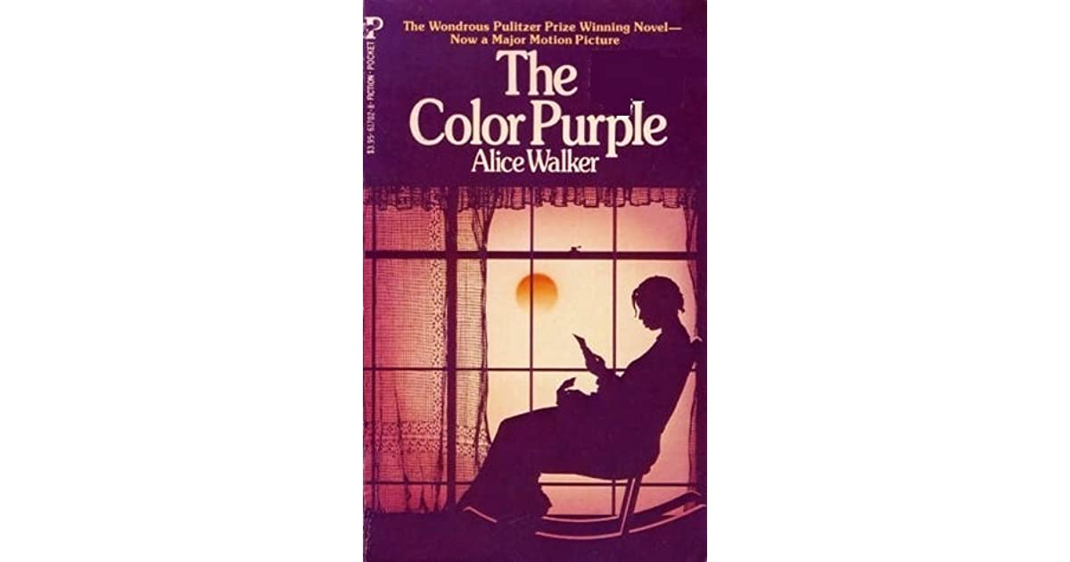 Alice Walker The Color Purple Book Cover – images free download