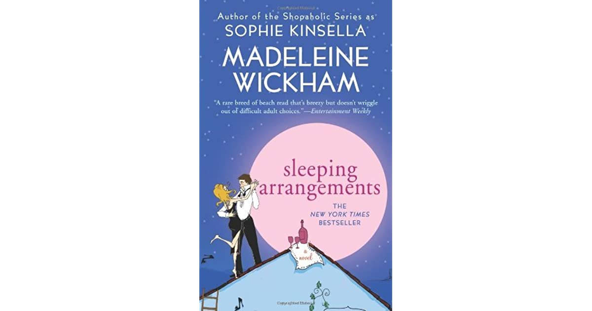 Sleeping arrangements madeleine wickham