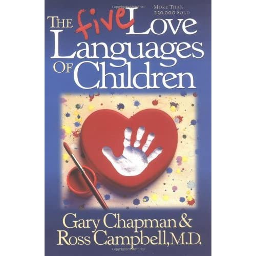 book review of the five love languages