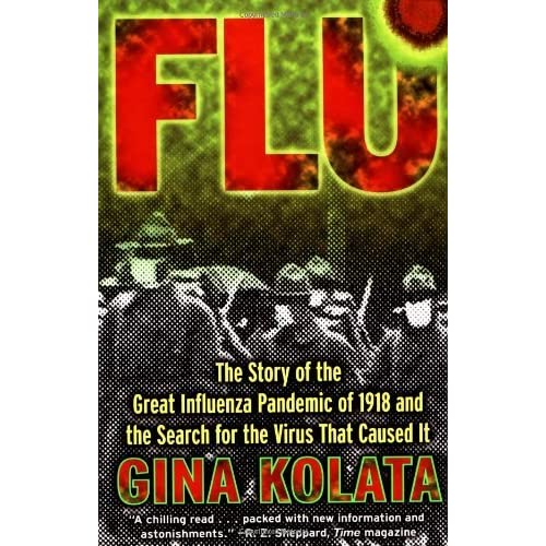 revelation of the influenza pandemic of 1918 Is the current influenza outbreak a sign of the end times  (revelation 6:8)  it's the 100th year anniversary of the fatal 1918 influenza pandemic - the .
