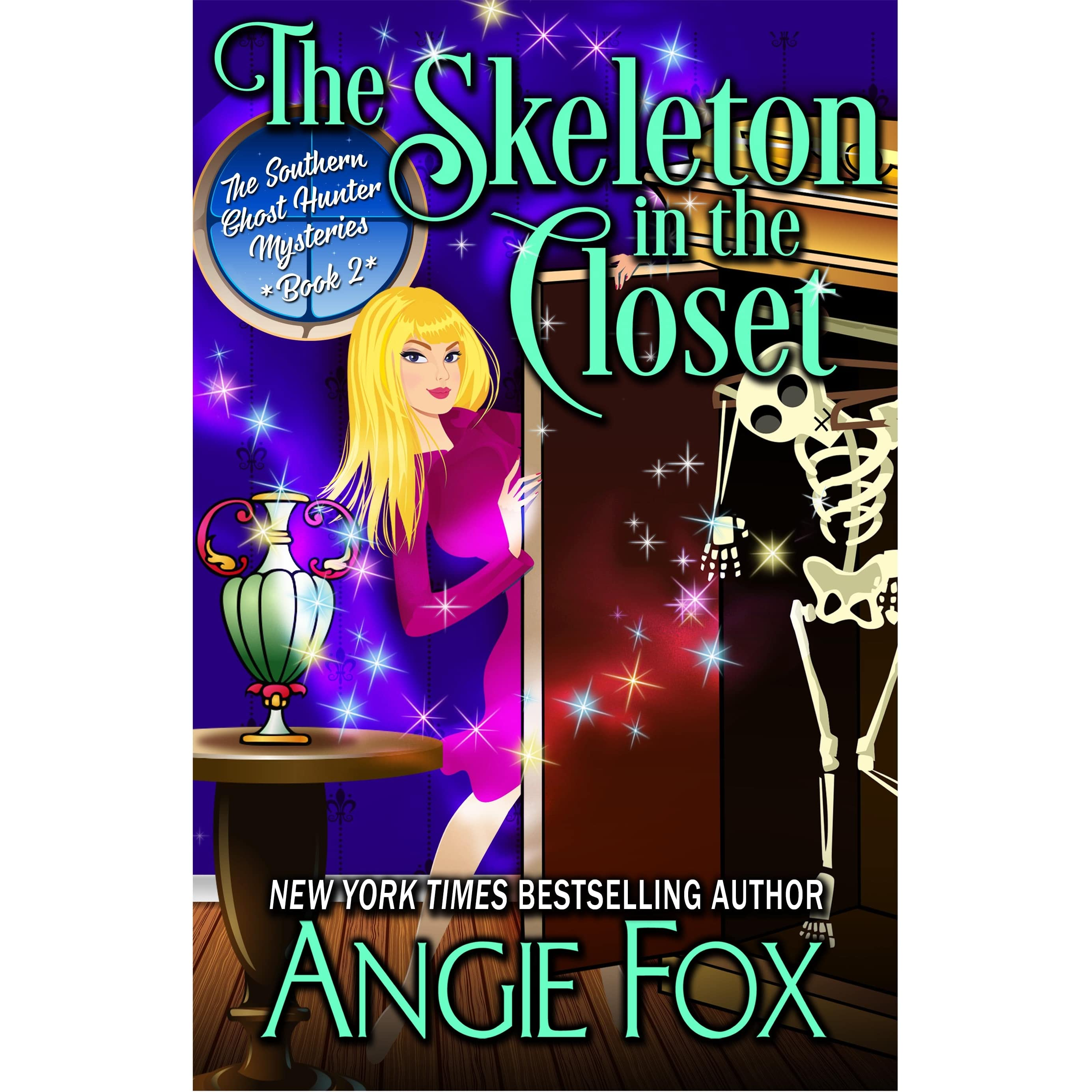 The Skeleton In The Closet (southern Ghost Hunter Mysteries, #2) By Angie  Fox €� Reviews, Discussion, Bookclubs, Lists