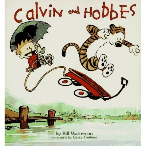 Kim's Calvin and Hobbes Page - Tributes