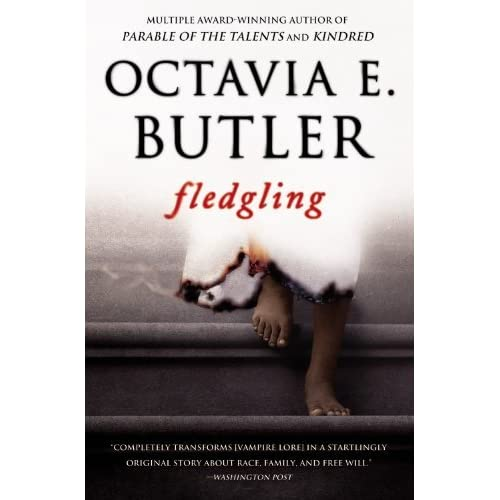 Octavia Butler cover of Fledgling