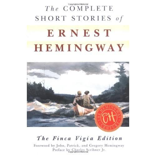 Ernest hemingway thesis paper