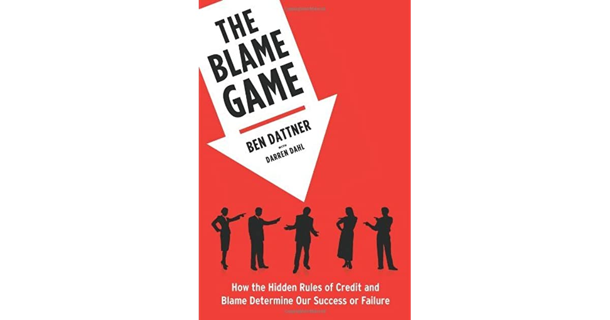 blame the game essay Don t blame the eater essay - authentic essays at moderate costs available here will turn your education into pleasure start working on your assignment now with.