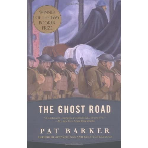 themes of the ghost road by pat barker