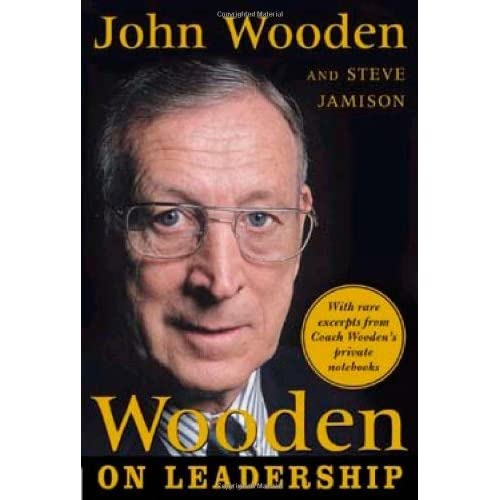 john wooden book reviews