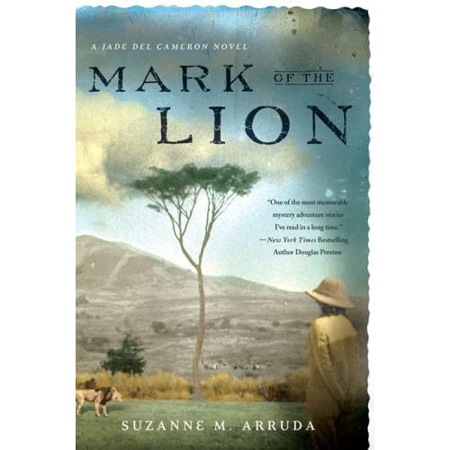 Mark Of The Lion Jade Del Cameron Mysteries 1 By border=