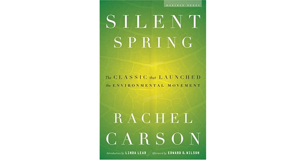 rachel carson silent spring review Silent spring is often subject to much praise but little thorough analysis the section of this website of carson's malaria legacy addresses carson's statements on ddt and public health the section of this website of carson's malaria legacy addresses carson's statements on ddt and public health.