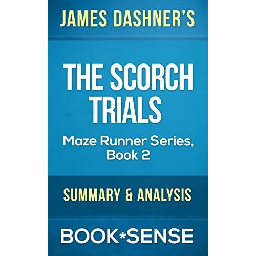 a summary of the maze runner by james dashner Find great deals on ebay for the maze runner books shop with confidence.