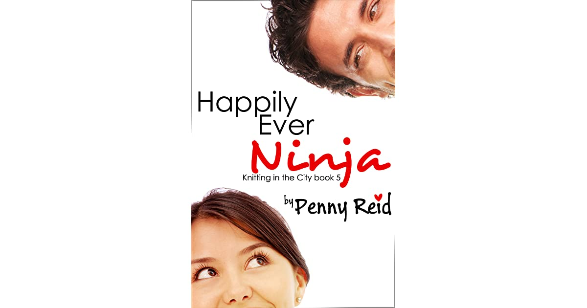 Knitting In The City Goodreads : Happily ever ninja knitting in the city by penny