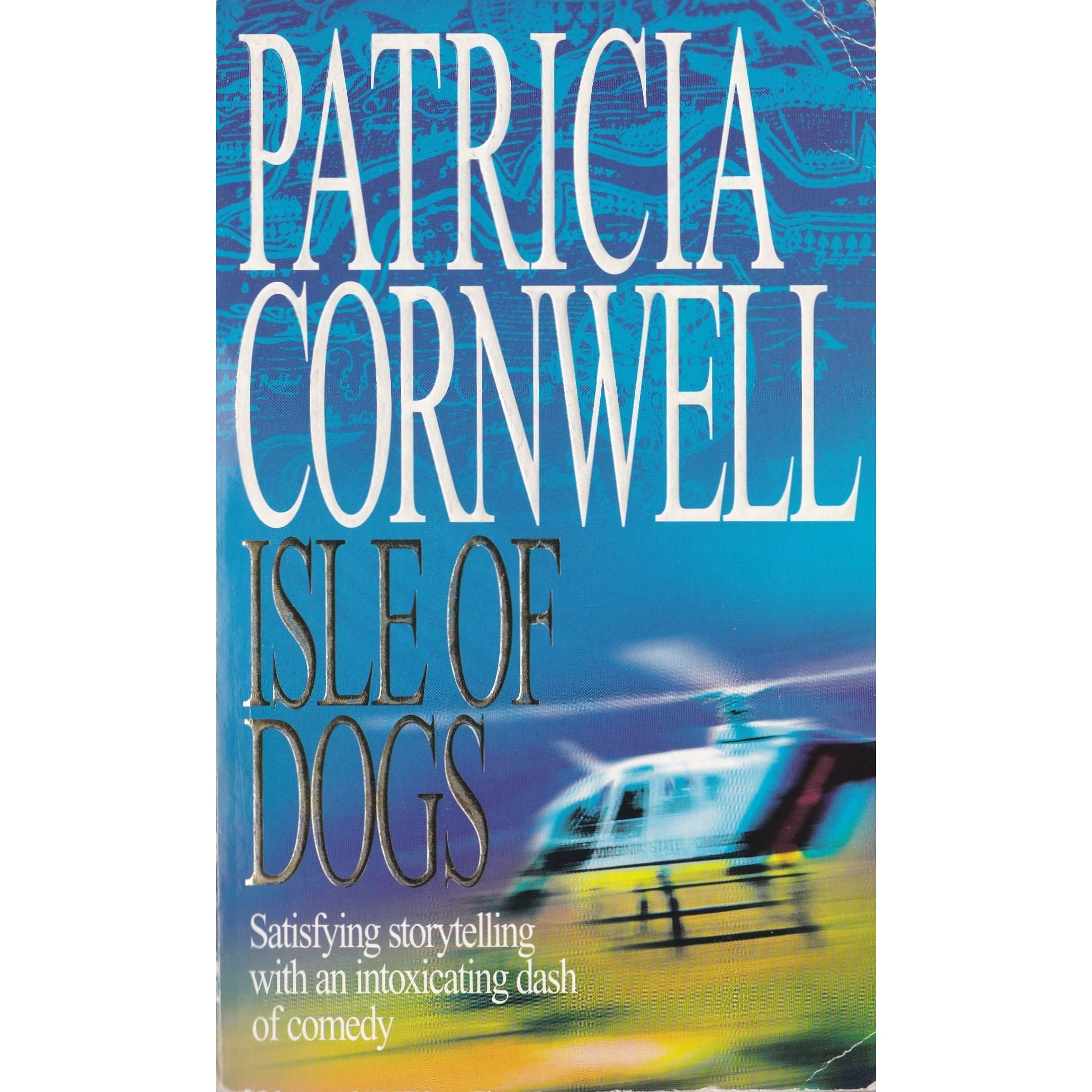 Isle Of Dogs (andy Brazil, #3) By Patricia Cornwell €� Reviews, Discussion,  Bookclubs, Lists