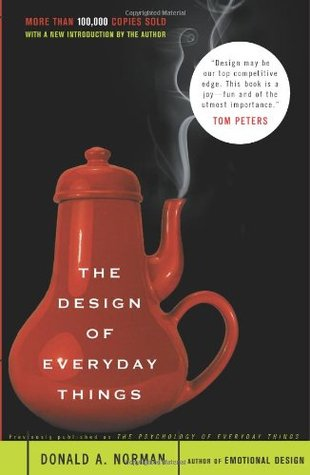 The Design of Everyday Things - Design Books - Chemistry Team