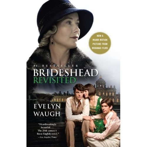 the mystery surrounding evelyn waughs novel brideshead revisited Archived book discussion of brideshead revisited ~ by evelyn waugh brideshead revisited ~ by evelyn waugh ~ may book club online 5/07 mystery abounds.