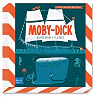 Moby Dick: A BabyLit® Ocean Primer Board Book and Playset
