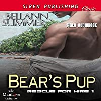 Bear's Pup (Rescue for Hire, #1)