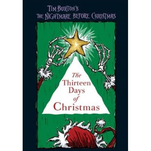 Free Comic Book Day Nightmare Before Christmas: Nightmare Before Christmas: The 13 Days Of Christmas By