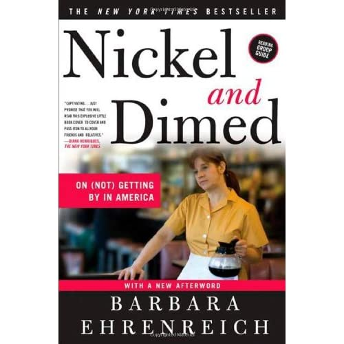 a book report on nickel and dimed essay Free summary of nickel and dimed by barbara ehrenreich • essay topics - book report ideas table of contents | next page downloadable / printable version.